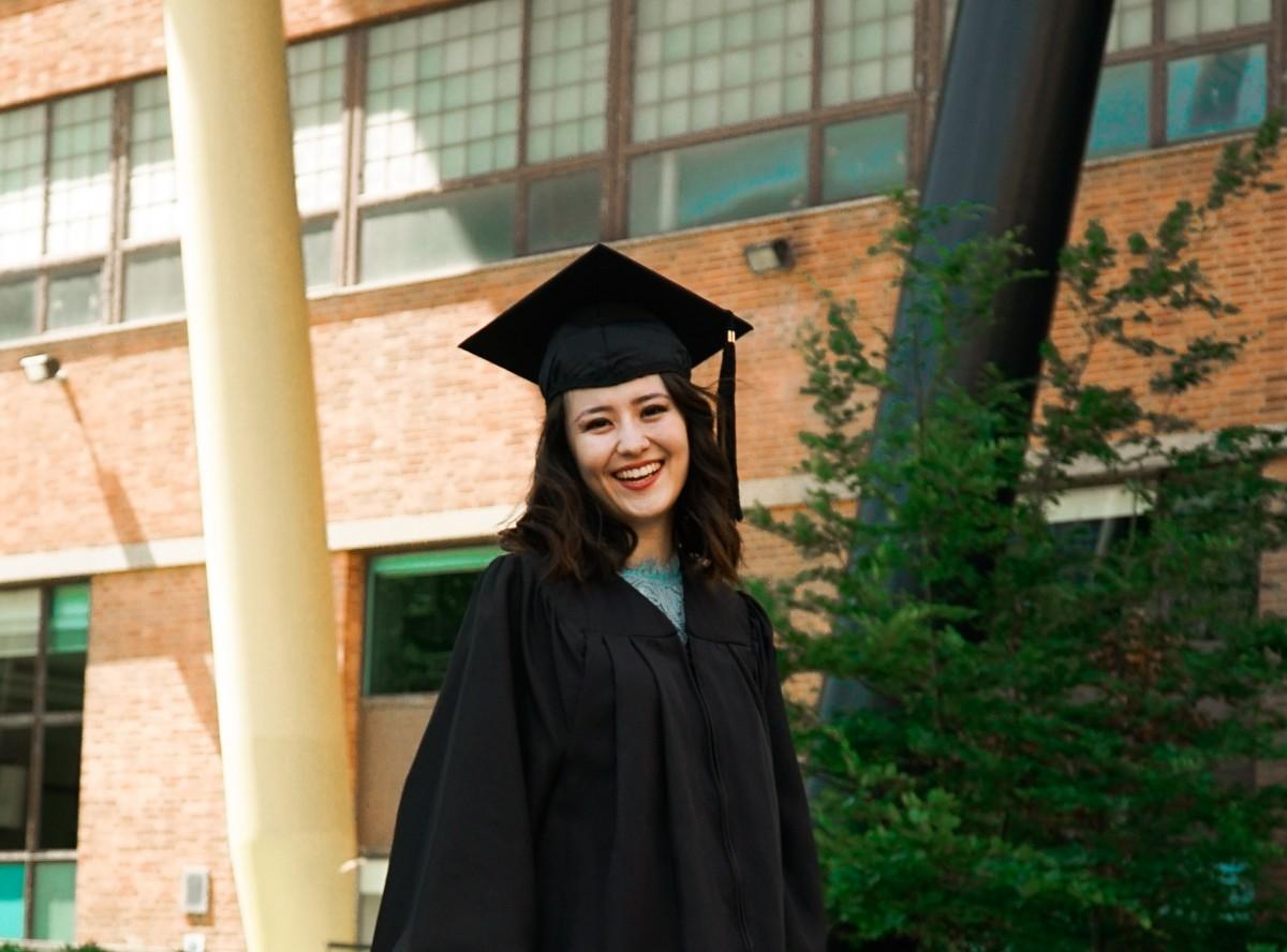 Marzhana's Graduation 2018